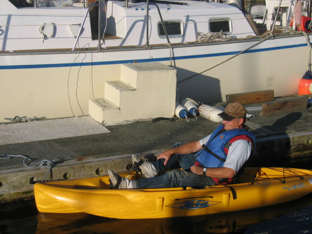 Peddle Kayak