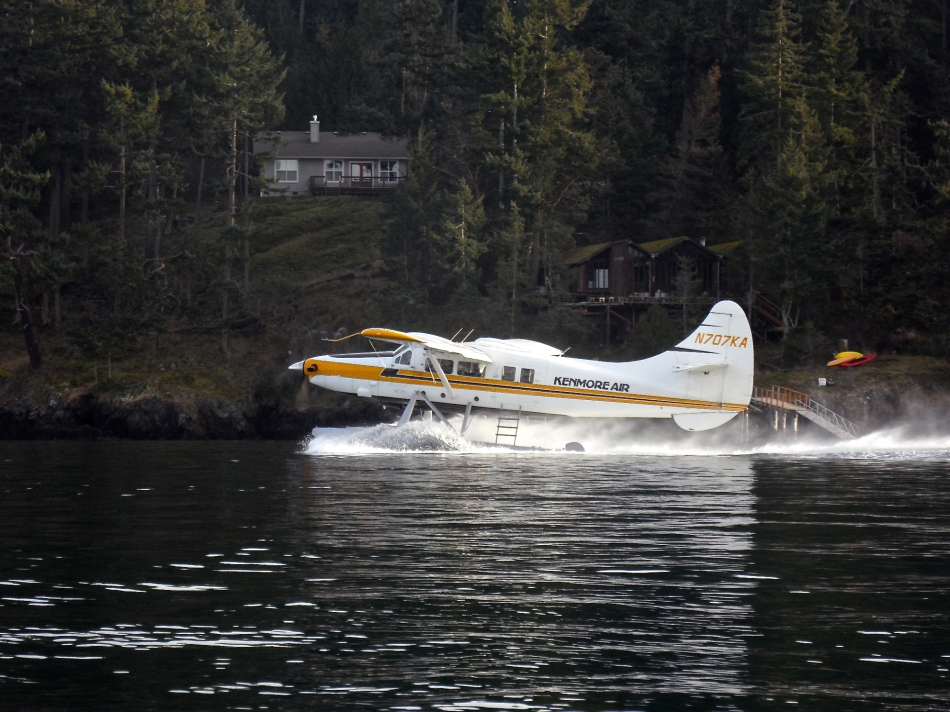 Busiest Seaplane Harbor in the Country